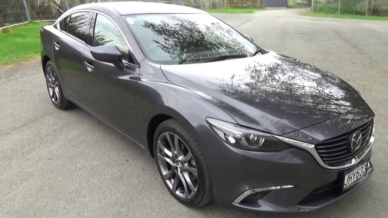 2015 Mazda 6 Limited Diesel Sedan Presentation   Blackwells Mazda