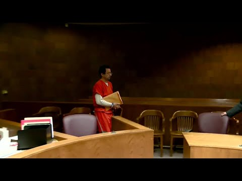 Video: Larry Nassar arraigned on 22 criminal charges