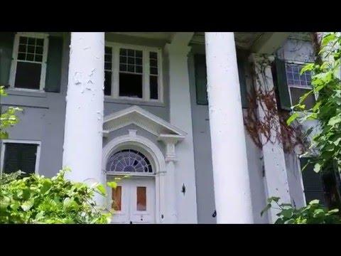 Urban Exploring - Selma Plantation Home, VA