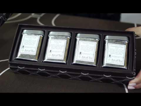 Art of Tea Sampler Gift Set