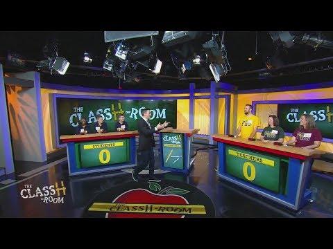The ClassH-Room - The Pen Ryn School (11/16/18)