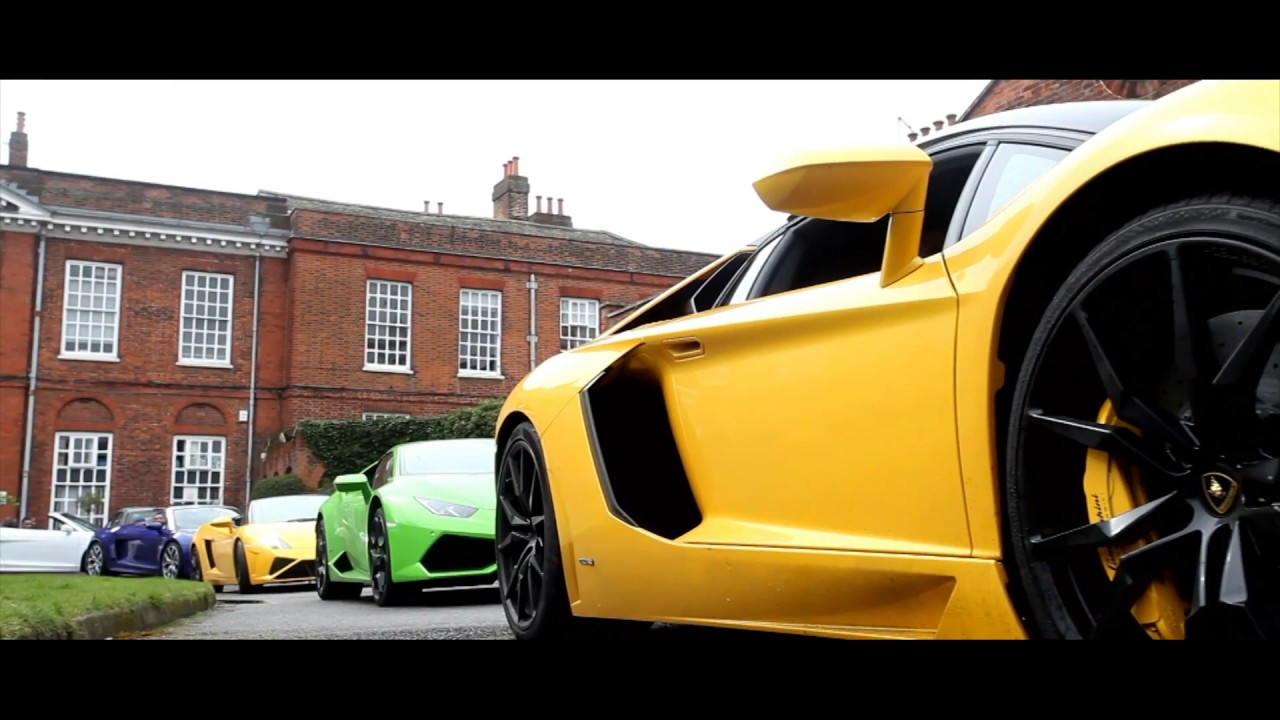 Prestige Keys Car Hire Supercar Hire Uk Youtube