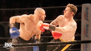 Average Joe Fights Crossfit Gym Owner – RNR 7