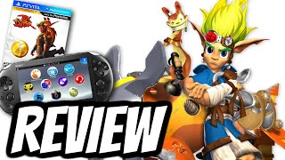 Jak and Daxter: The Precursor Legacy REVIEW (PS VITA) HD Gameplay