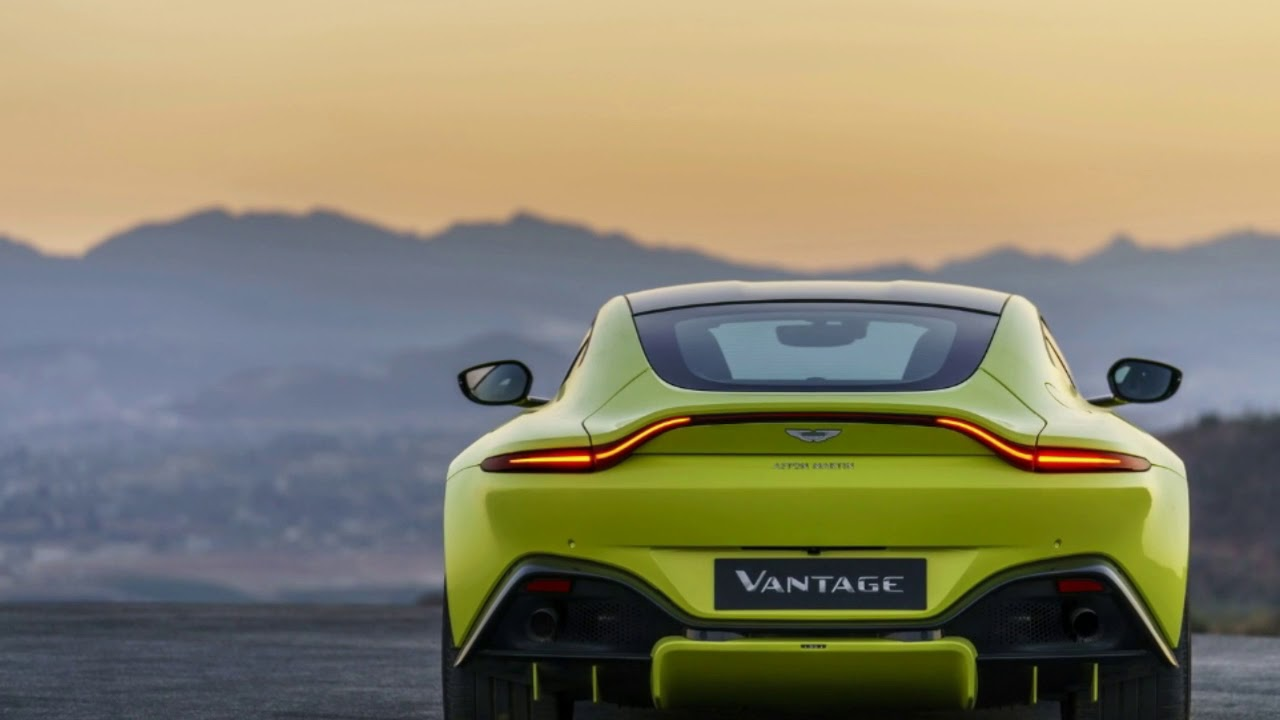 Review At Vantage Is Your Cheapest Way Into A New Aston - Cheapest aston martin