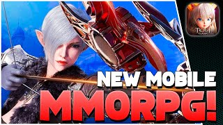 TERA CLASSIC | A New Mobile Mmorpg! FIRST IMPRESSIONS