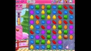 How to beat Candy Crush Saga Level 371 - 3 Stars - No Boosters - 93,840pts