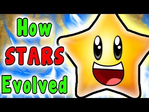 Super Mario - Evolution Of The SUPER STAR (1985 - 2018)