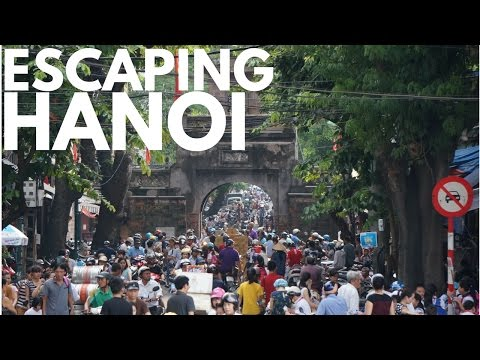 HANOI IS CRAZY - VIETNAM