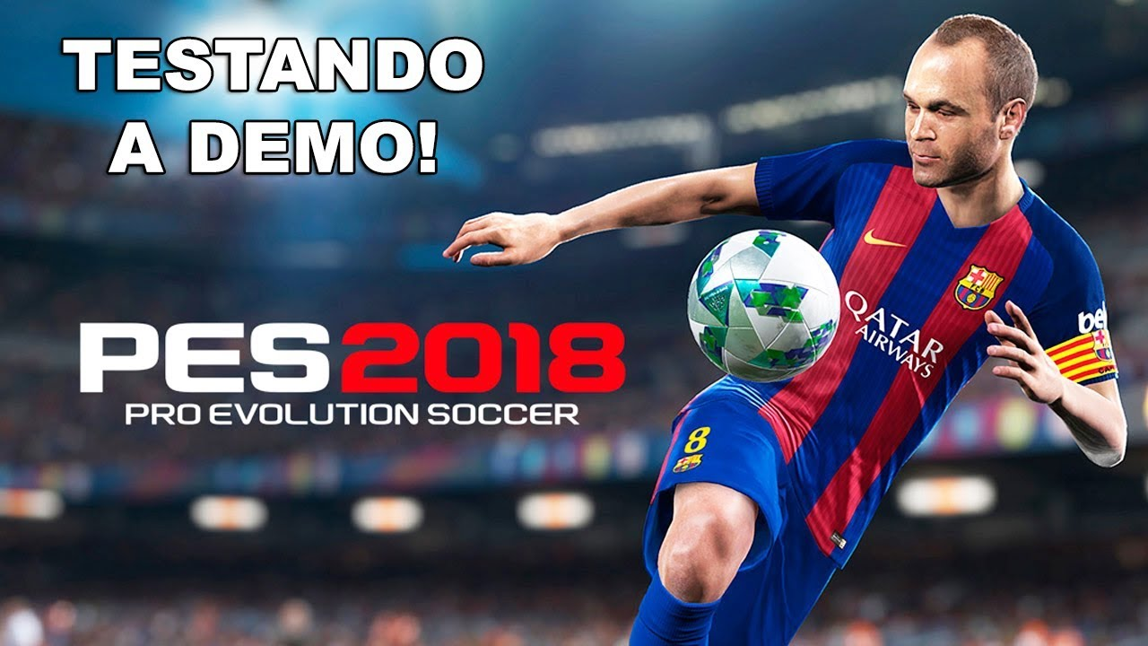 Pro Evolution Soccer 2018 Pes Pc Dvd Rom Premium Edition Download