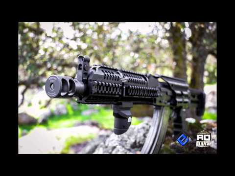 E&L AK 105 AO Dave's build for Road to Rostov - Airsoft Obsessed