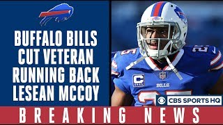Buffalo Bills CUT running back LeSean McCoy | What