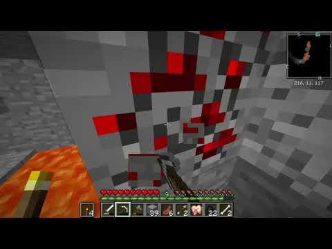 Sezon 8 Minecraft Modlu Survival Bölüm 2 - Taş Solucanı