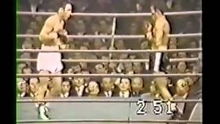 Masao Ohba vs Betulio Gonzalez