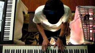 Skrillex (Aaron Wiewel) - Right In [Original Mix] (Piano Cover)