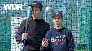 Kann es Johannes? - Baseball | WDR