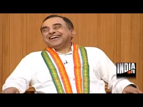 Subramanian Swamy in