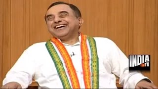 Subramanian Swamy in Aap Ki Adalat (Part 2)