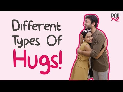 Different Types Of Hugs - POPxo Comedy