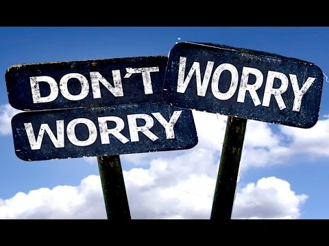 To Worry Or Not To Worry???