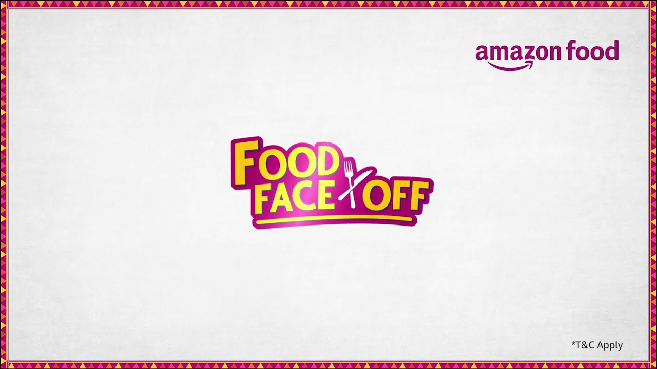 The Great Foodie Fest | Amazon Food