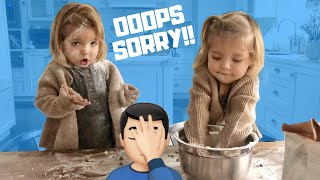 LEAVING INGREDIENTS OUT for TODDLERS see what happens!