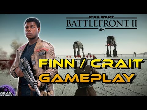 Download Youtube: New CRAIT Galactic Assault Map 1440p FINN Wrecks! Resistance Victory Gameplay Battlefront 2