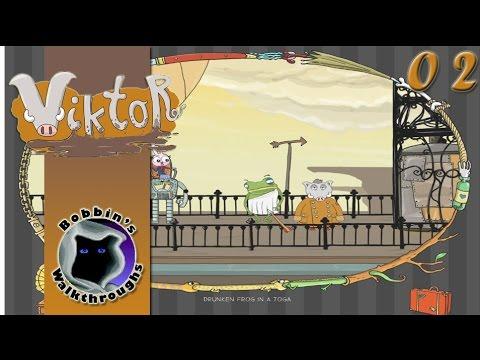 Viktor - A Steampunk Adventure: 02 - Viktor's ticket to Vienna!