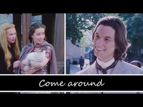 Caspian/Susan - Come around (AU, happy end)