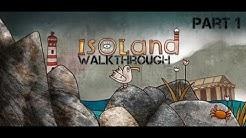 Isoland - Walkthrough Part 1 (Indie Puzzle Adventure)