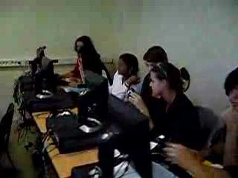 Students in the Sorbonne's CELSA CMM1