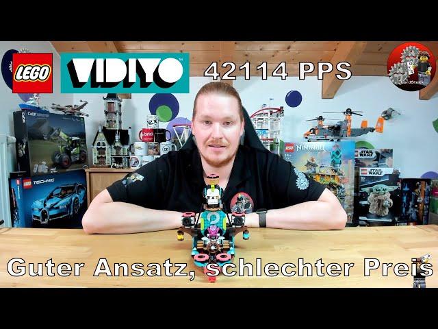 Tolles Set, aber der Preis machts kaputt | Lego® 43114 Review | Lego® Vidiyo 43114 Pirate Ship