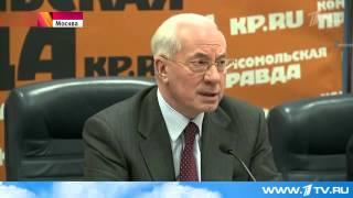 Азаров считает, что необходимо спасать Украину