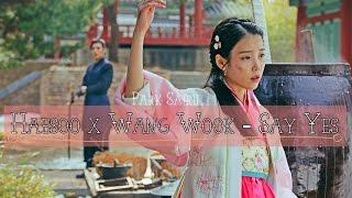 Hae Soo x Wang Wook  (달의 연인 - 보보경심 려) Loco & Punch-Say Yes