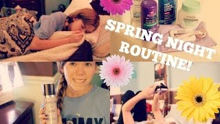 Spring Night Routine 2014 Thumbnail