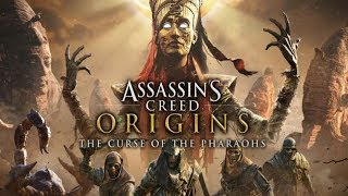 ASSASSIN'S CREED ORIGINS THE CURSE OF THE PHARAOHS #1 - STOLICA UMARŁYCH [PS4]