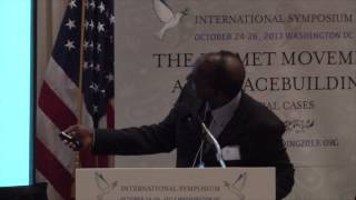 Dr  Amidu Olalekan Sanni, Logos State University Peacebuilding Initiatives in an Economy of Violance