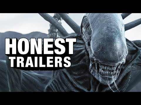 Honest Trailers - Alien: Covenant