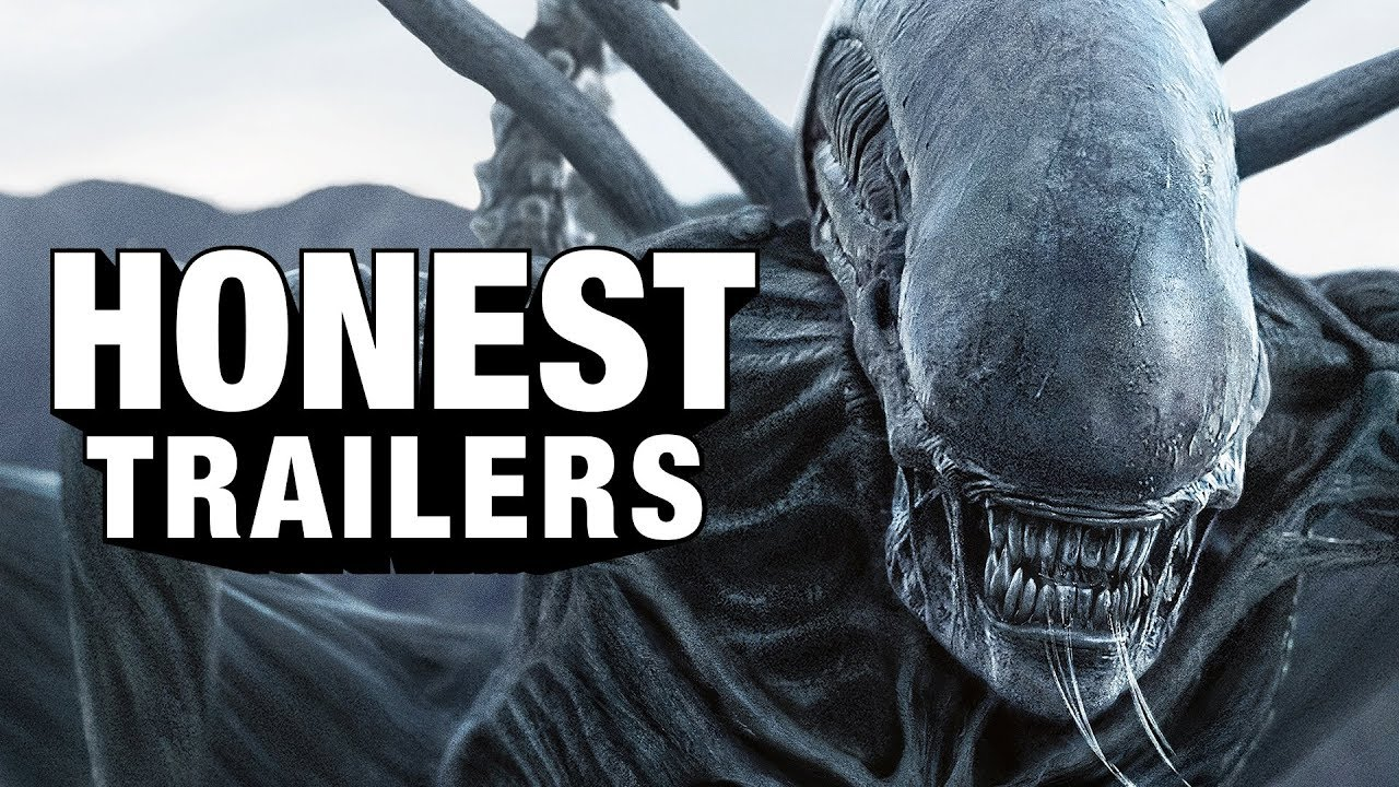 honest trailers alien covenant youtube