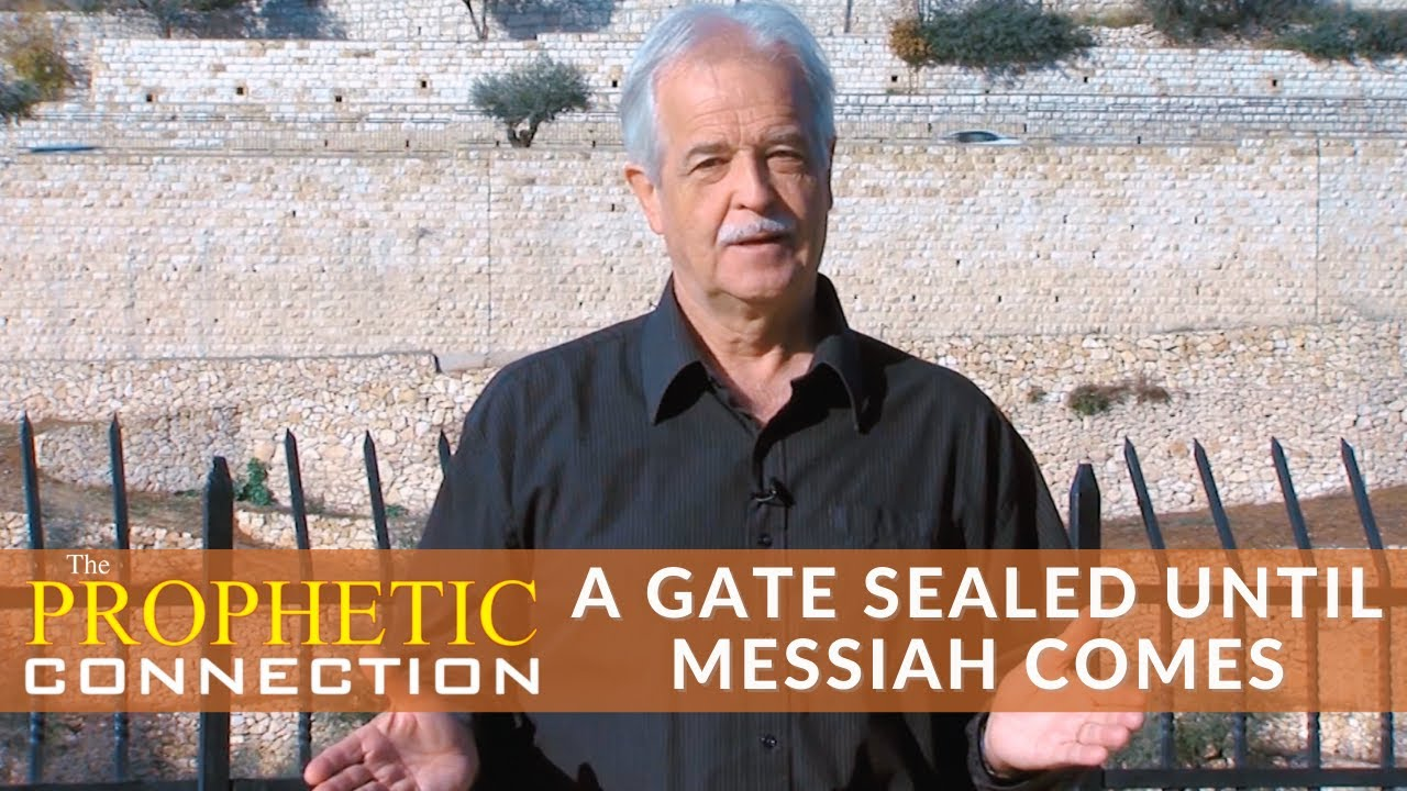 Download A Gate Sealed Until Messiah Comes      Season One, Episode 9      Israel: The Prophetic Connection