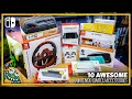 Gambar cover 10 AWESOME Nintendo Switch Accessories! - HAULED - Ep.9 - List and Overview