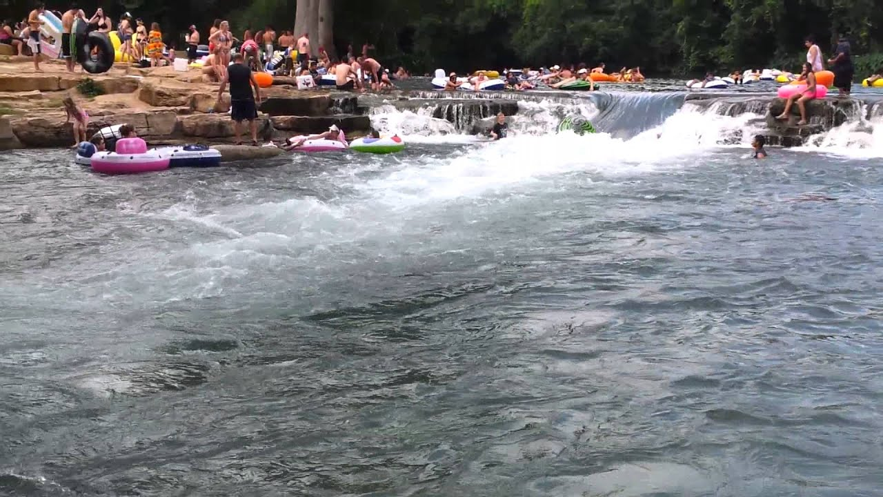 San Marcos River Tubing 6 22 2012 Youtube