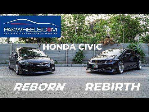 Honda Civic Reborn 2010 | Honda Civic Rebirth 2016 Owner Review: Price, Specs & Features | PakWheels