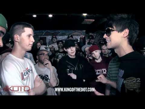 KOTD - 2011 Grand Prix R2 - Real Deal / Fresco vs HFK / Charron