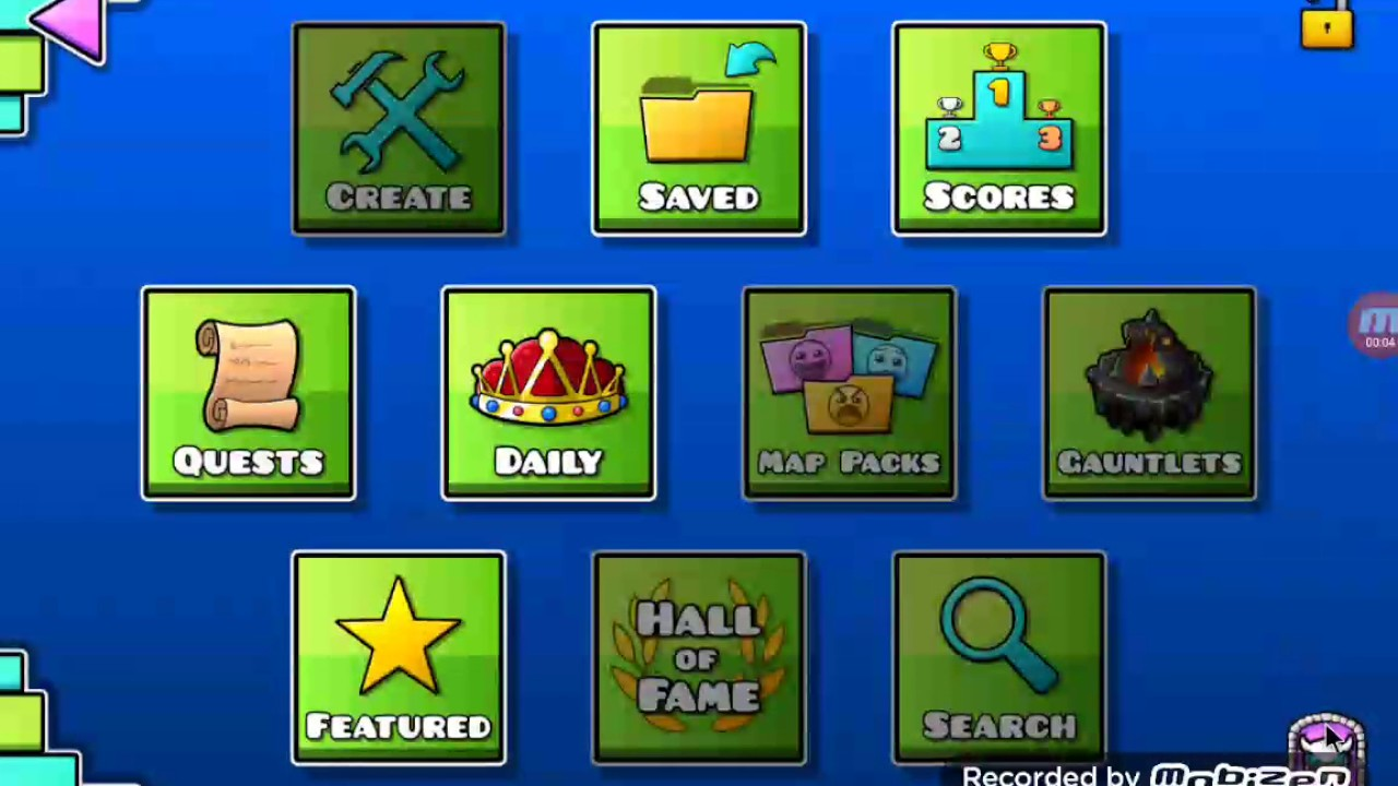 Geometry Dash   Treasure Room