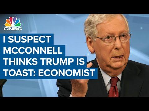 I Suspect U.S. Senator Mitch McConnell Thinks President Donald Trump Is Toast: Ian Shepherdson