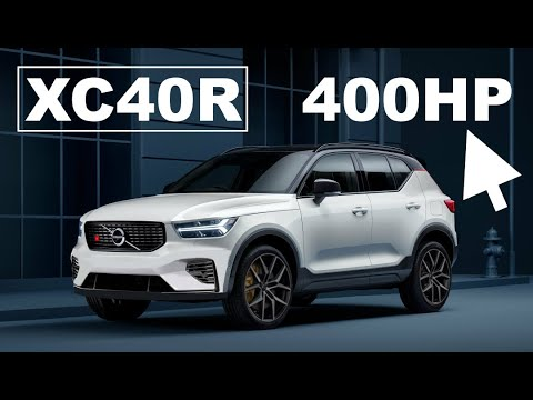2021 volvo xc40r 400hp! will volvo make a performance