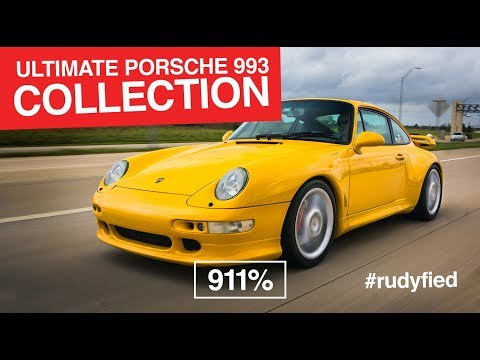 Porsche 993 Collection | EP050