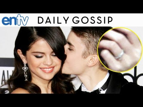 Justin Bieber Tried To Propose To Selena Gomez: ENTV - YouTube