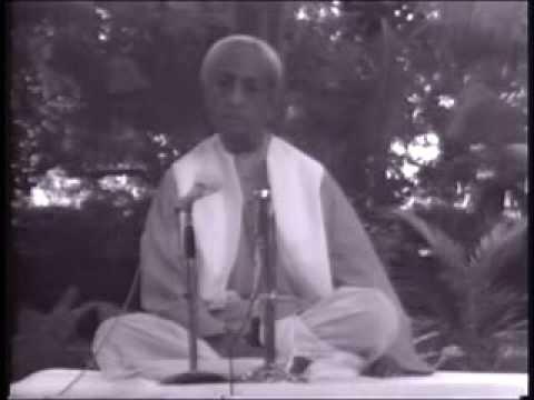 J. Krishnamurti - Madras (Chennai) 1979 - Public Talk 5 - What is a religious mind?